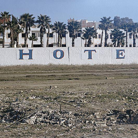 Hotel Ahlen, Tanger from Iris Tingitana, 2006