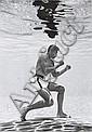 Muhammad Ali Boxing Underwater, 1961, Flip  Schulke, Click for value