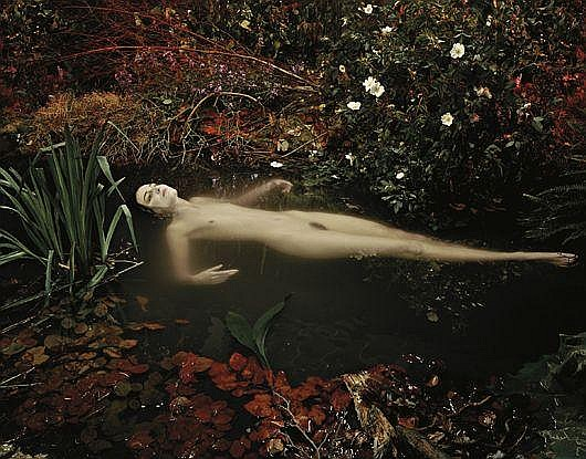 Erin O'Connor (After Millais), 2004