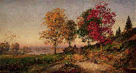 Property from a west coast collector Jasper Francis Cropsey (1823-1900) greenwood lake signed and