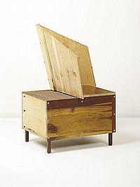 """Unique """"Mono-Corner"""" chair, 2008"""