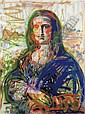Mona Lisa, 2007, Valery Koshlyakov, Click for value