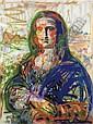 Mona Lisa, 2007, Valery Koshlyakov, Click for value