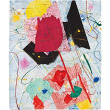 SAM FRANCIS - Untitled, 1984