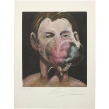 FRANCIS BACON - Portrait of Peter Beard, 1976