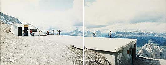 Marmolada Rifugio Serauta, 1993