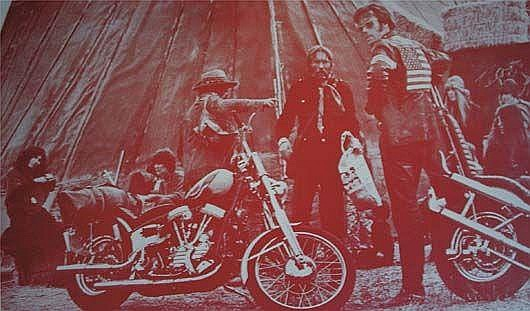 Easy Rider, 2006