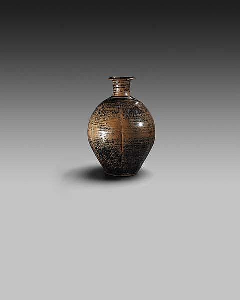 Large segmented vase, ca. 1965