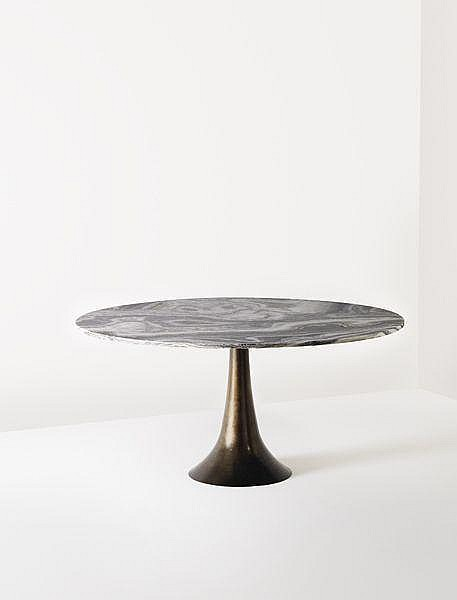 Rare dining table, ca. 1961