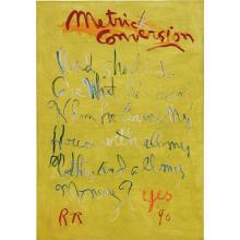 RENE RICARD - Metric Conversion