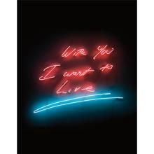 TRACEY EMIN - With You I Want To Live