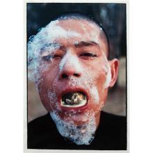 ZHANG HUAN - Foam (1) from Foam Series