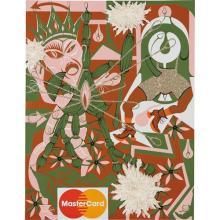 LARI PITTMAN - Untitled #29 (A Decorated Chronology of Insistence & Resignation)