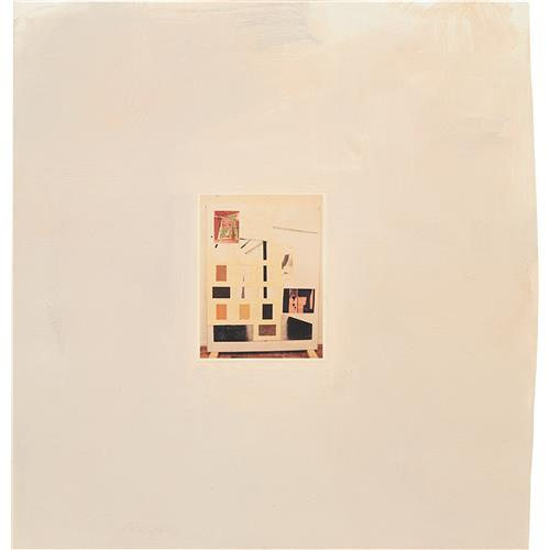 CHARLES MAYTON - Untitled (In and Off-White Room)