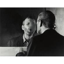 DIETER APPELT - Der Fleck auf dem Spiegel den der Atemhauch Schafft (The Mark on the Mirror Made by Breathing), 1977