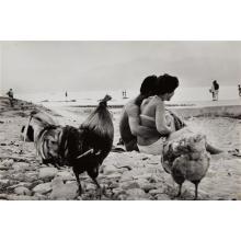 HENRI CARTIER-BRESSON - Côte d'Azur, Var, Saint Tropez, 1959