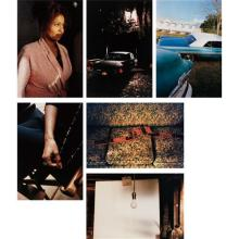 WILLIAM EGGLESTON - Pictures from Eve's Bayou