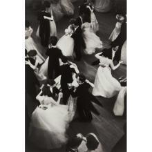 HENRI CARTIER-BRESSON - Queen Charlotte's Ball, London, 1959
