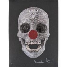 DAMIEN HIRST - For the Love of Comic Relief, 2013