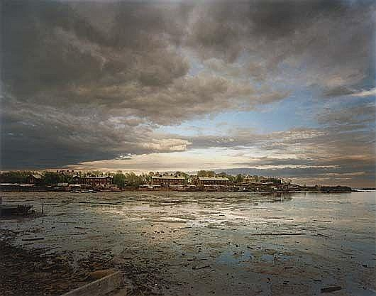 Fishing Village, White Sea, 2002