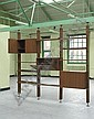 Wall unit, model no. LB7, ca. 1957, Franco Albini, Click for value