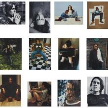 SARAH LUCAS - Self Portraits, 1990-1998 (complete portfolio of 12 works)