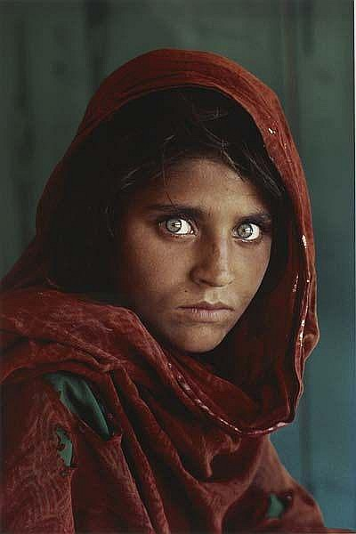 STEVE MCCURRY Afghan Refugee, 1985