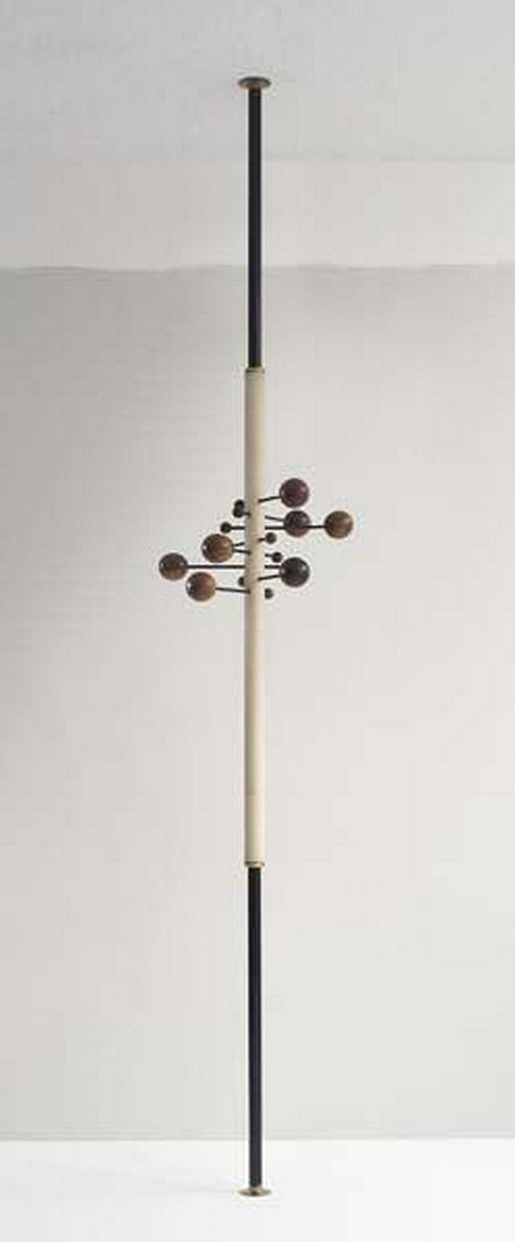 OSVALDO BORSANI Coat rack, model no. AT16, 1961