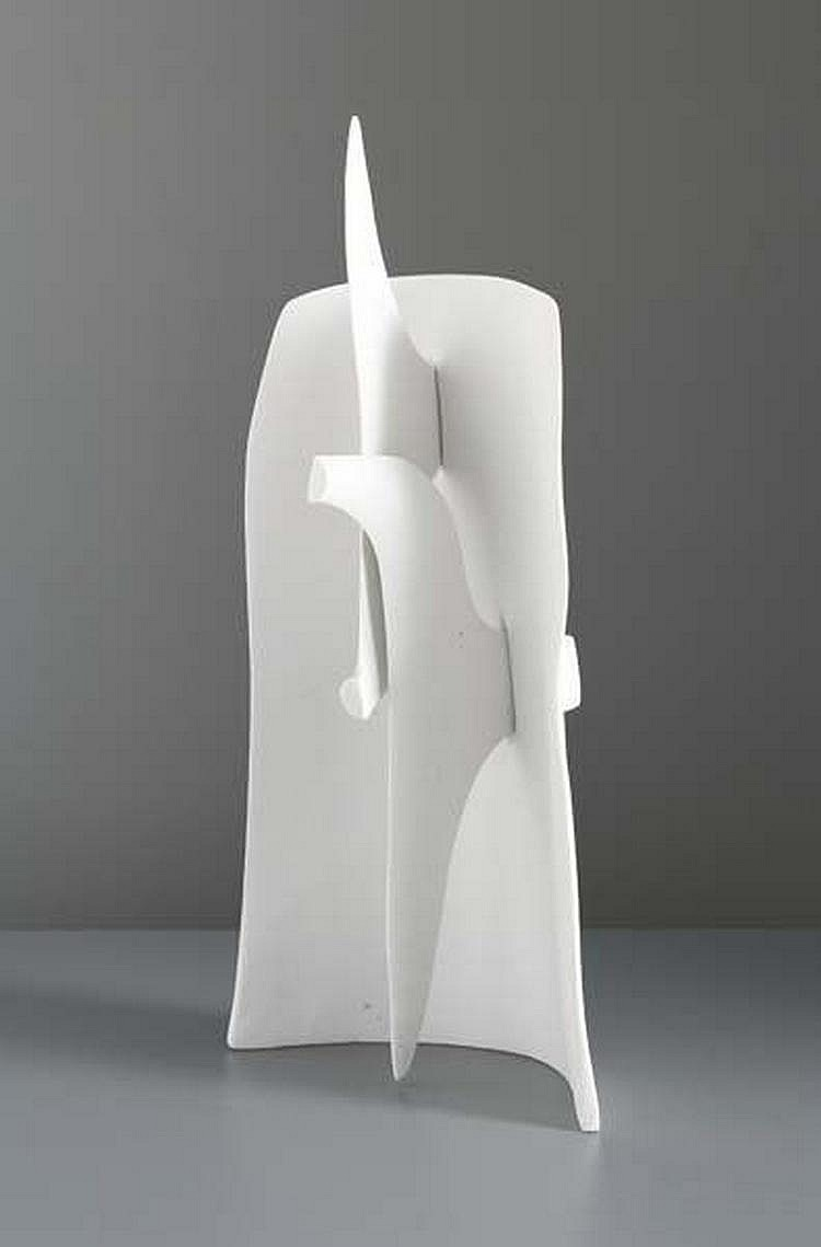 RUTH DUCKWORTH Untitled sculpture, 1986