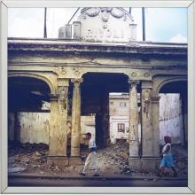 CARLOS GARAICOA - Rivoli (The Place where Blood Flows)