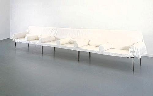 FRANZ WEST Untitled (Bench), 1993