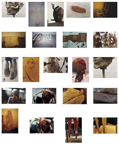 KIKI SMITH Untitled, 1992-1995