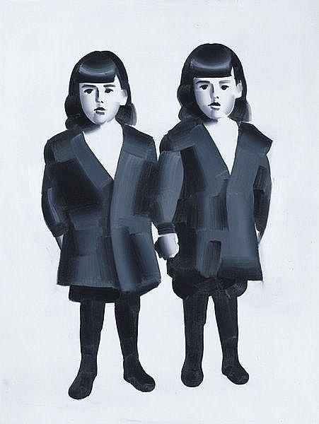 RAFAL BUJNOWSKI Twins (6), 2003