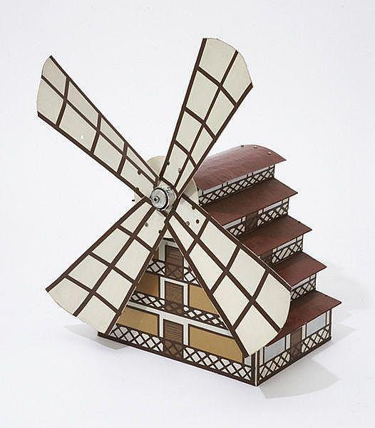 ANDREAS SLOMINSKI Windmühle (Windmill), 1996