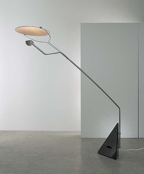 """""""Riflessione"""" floor lamp, ca. 1973"""