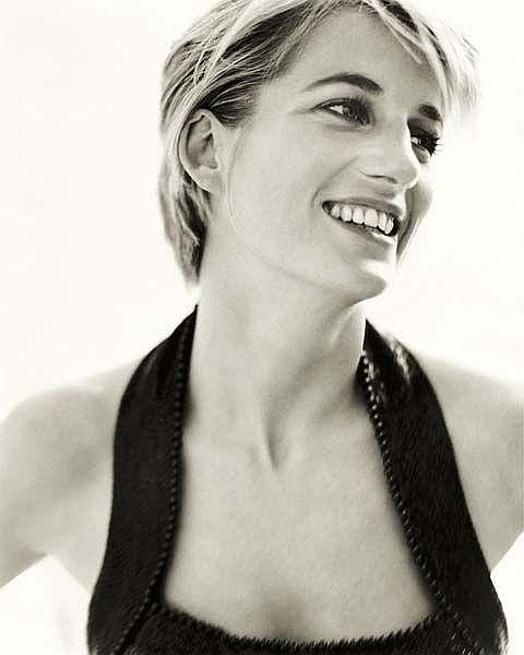 Photographs: MARIO TESTINO Diana, Princess of