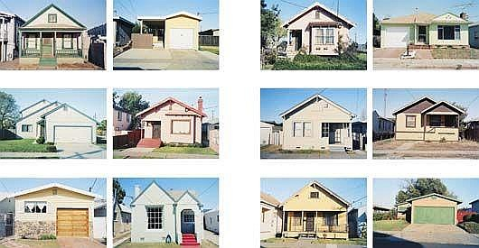 Forty Real Estate Photographs, 1990-1991