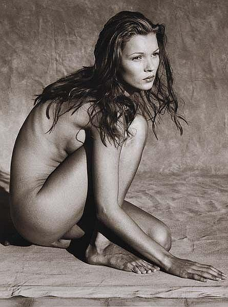 Kate Moss, Marrakech, 1993