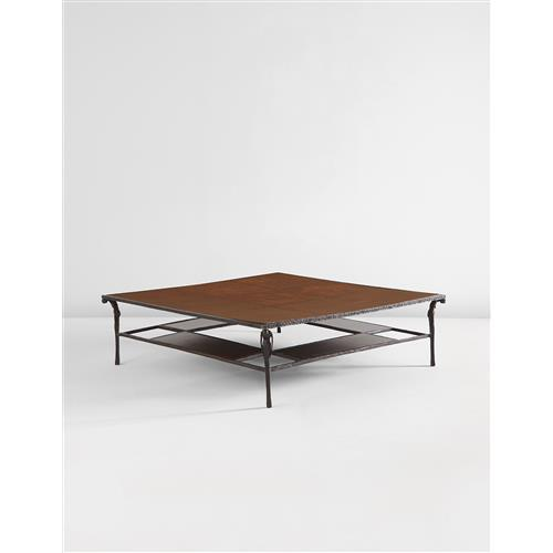 Ingrid donat grande table basse 2003 for Grande table basse rectangulaire