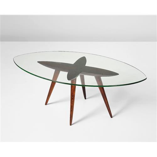 Fontana Arte Coffee Table Circa 1955
