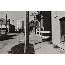 LEE FRIEDLANDER - Kansas City, Missouri, 1965
