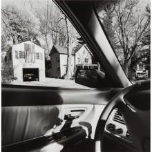 LEE FRIEDLANDER - New York State, 2001