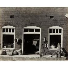 WALKER EVANS - General Store, Mississippi, 1936