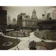 BERENICE ABBOTT - Battery Park, 1930s