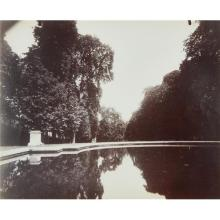 EUGÈNE ATGET - Saint-Cloud, 1919-1921