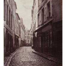 CHARLES MARVILLE - Rue des Amandiers, 1860s