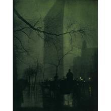 EDWARD STEICHEN - The Flatiron - Evening, 1905