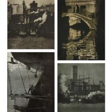 ALVIN LANGDON COBURN - Selected Images, 1904-1909