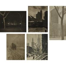 ALFRED STIEGLITZ - Selected Images, 1893-1911