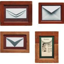 ANDREW BUSH - Envelopes, 2000-2001